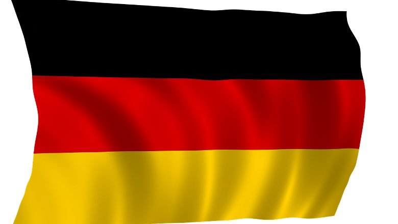 drapo allemand