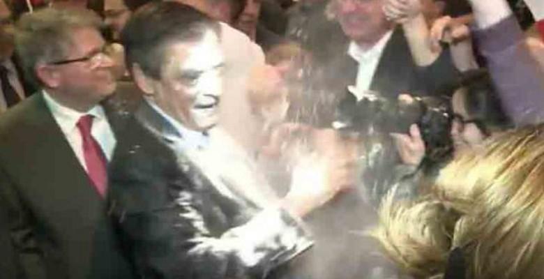 Un sale goût de farine pour François Fillon à Strasbourg